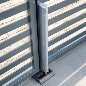 ELECTRADROP OGS  Silver on anthracite stripe gate  1920px